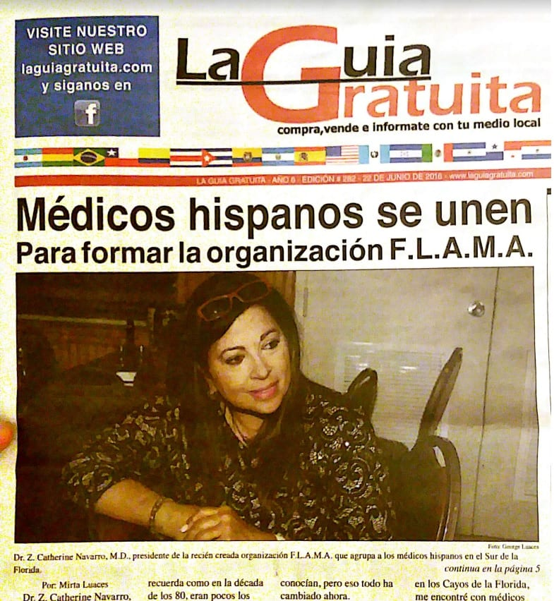navarro newspaper pic
