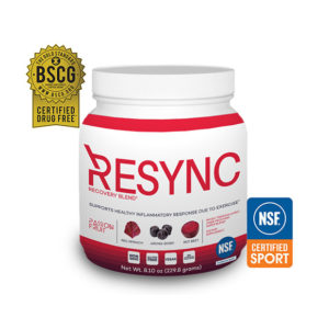 resync recover blend